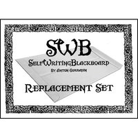 Sale-item: REFILL SWB (Self Writing Blackboard) Replacement Kit by Anton Corradin - Trick