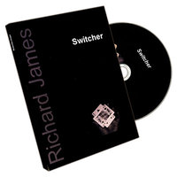 Sale-item: Switcher trick (red) from Richard James Magic