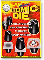 Sale-item: Atomic Die trick