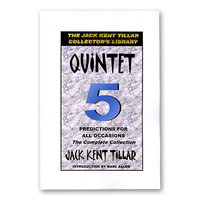 Sale-item: Quintet 5 by Jack Kent Tillar - Book
