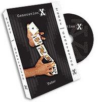 Sale-item: Generation X Brian Tudor, DVD