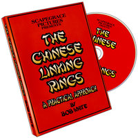 Sale-item: Chinese Linking Rings by Bob White - DVD