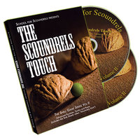 Sale-item: Scoundrels Touch (2 DVD Set) by Sheets, Hadyn and Anton- DVD