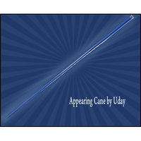 Sale-item: Appearing Cane (Blue) by Uday - Trick