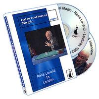 Sale-item: Rene Lavand in London by International Magic - DVD