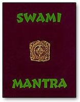 Sale-item: Swami/Mantra book
