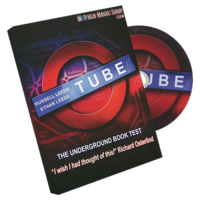 Sale-item: Tube (Stage size)(Tube & DVD) by Russell and Ethan Leeds - Trick