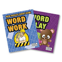 Sale-item: Word Work by Larry Becker and Lee Earle - Trick