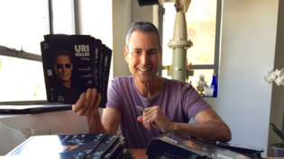 Sale-item: Uri Geller Trilogy (Standard) by Uri Geller and Masters of Magic - DVD