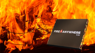 Sale-item: Fire Anywhere by Zyro and Aprendemagia (Gimmick and Online Instructions) - Trick