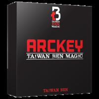 Sale-item: ArcKey Bending Key by Taiwan Ben - Trick
