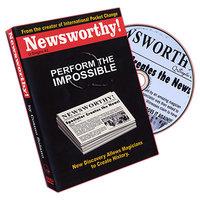 Sale-item: Newsworthy by Cosmo Solano - Tricks