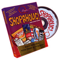 Sale-item: Shopaholic! by Cosmo Solano - Tricks