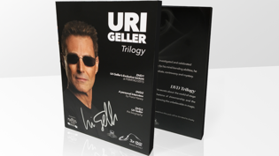 Sale-item: Uri Geller Trilogy (Signed Box Set) by Uri Geller and Masters of Magic - DVD