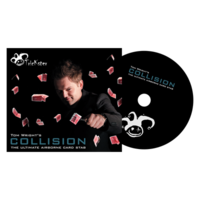 Sale-item: Trickster Presents Collision (DVD and Gimmick) by Tom Wright - DVD