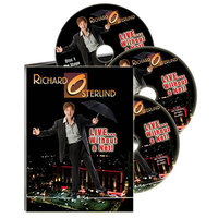 Sale-item: Live Without a Net by Richard Osterlind and L&L Publishing - DVD