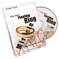 Sale-item: Miracle Floating Ring by Mike Smith and JB Magic - DVD