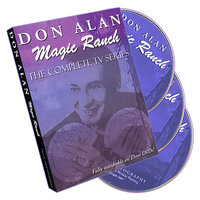 Sale-item: Magic Ranch (3 DVD Set) by Don Alan - DVD