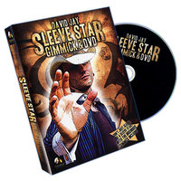 Sale-item: Sleeve Star (DVD and Gimmick) by World Magic Shop and David Jay - DVD