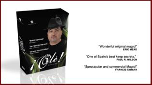 Sale-item: OLÉ (4 DVD Set) by Juan Luis Rubiales and Luis De Matos - DVD