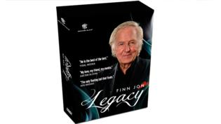 Sale-item: Legacy by Finn Jon and Luis de Matos - DVD