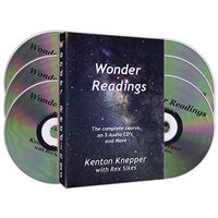 Sale-item: Wonder Readings (6 CD Set) by Kenton Knepper with Rex Sikes  - Trick