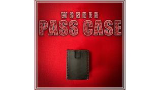 Wonder Pass Case by King of Magic