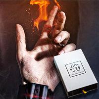 Pyro mini Fireshooter - Adam Wilber