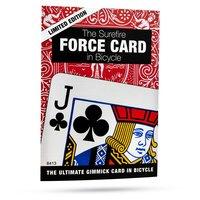 Surefire Force card