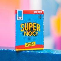 Super Noc 1st edition speelkaarten