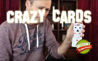 Crazy cards - instant download