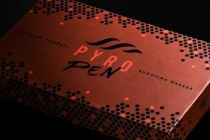 Pyro Fire Shooting Pen