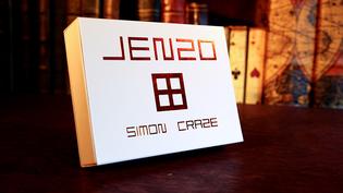 JENZO Black by Simon Craze
