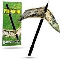 Perfect PENetration - pen thru bill