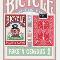 Bicycle Fake 'n' genious 2 kaarten