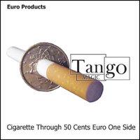Cigarette through 50 cent enkelzijde