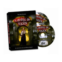 Karnival of Magick DVD set