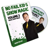 No Fail Kid's Magic Vol.3