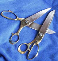 Cut No Cut Scissors