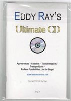 Eddy Rays Ultimate CD