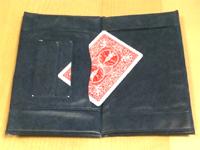 Himber wallet Plastic Blauw