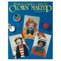 Clown Makeup book