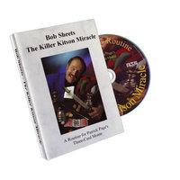Sale item:Killer Kitson Miracle by Bob Sheets - DVD