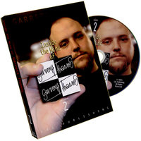 Sale item:Inside the Mind of Garrett Thomas Vol.2 by Garrett Thomas - DVD by L&L Publishing
