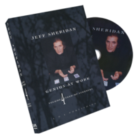 Sale item:Jeff Sheridan Stand-Up Stun- #4, DVD