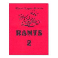 Sale item:Rants 2 by Kenton Knepper - Book