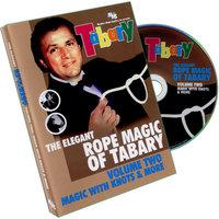 Sale item:Tabary Elegant Rope Magic #2 by Murphy's Magic Supplies, Inc. - DVD