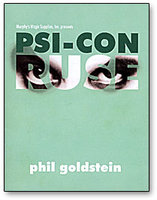 Sale item:Psi-Con Ruse by Phil Goldstein - Trick