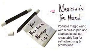 Magician's Pen Wand