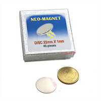 Neo Magnet Disc22x1mm
